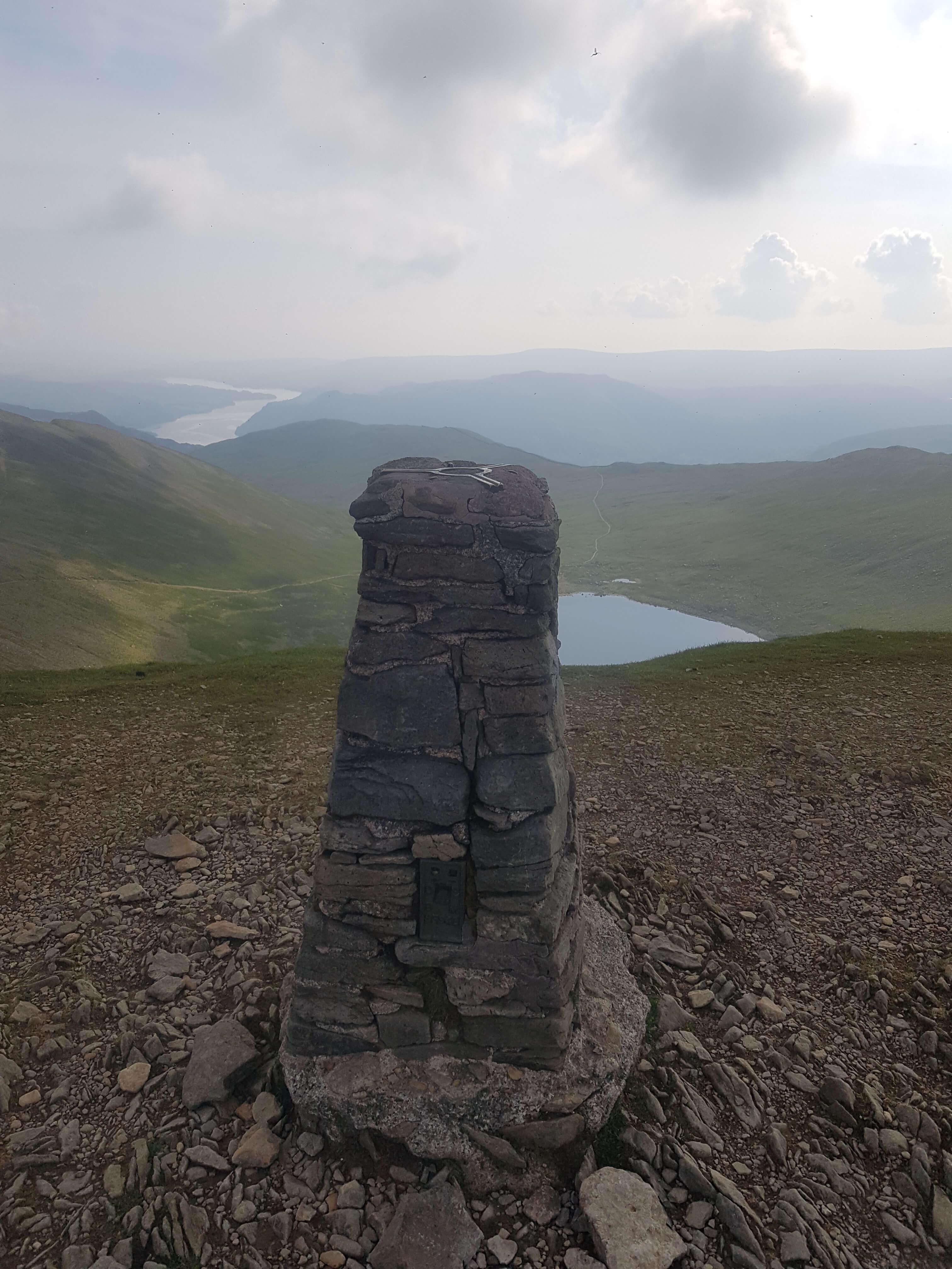 Lakes Three Peaks