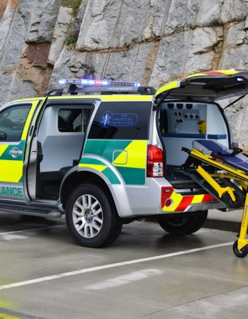 Code Blue Specialist Vehicles Ltd