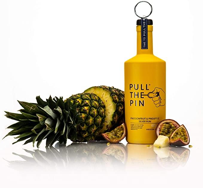 Pull The Pin Rum - Veteran Owned UK
